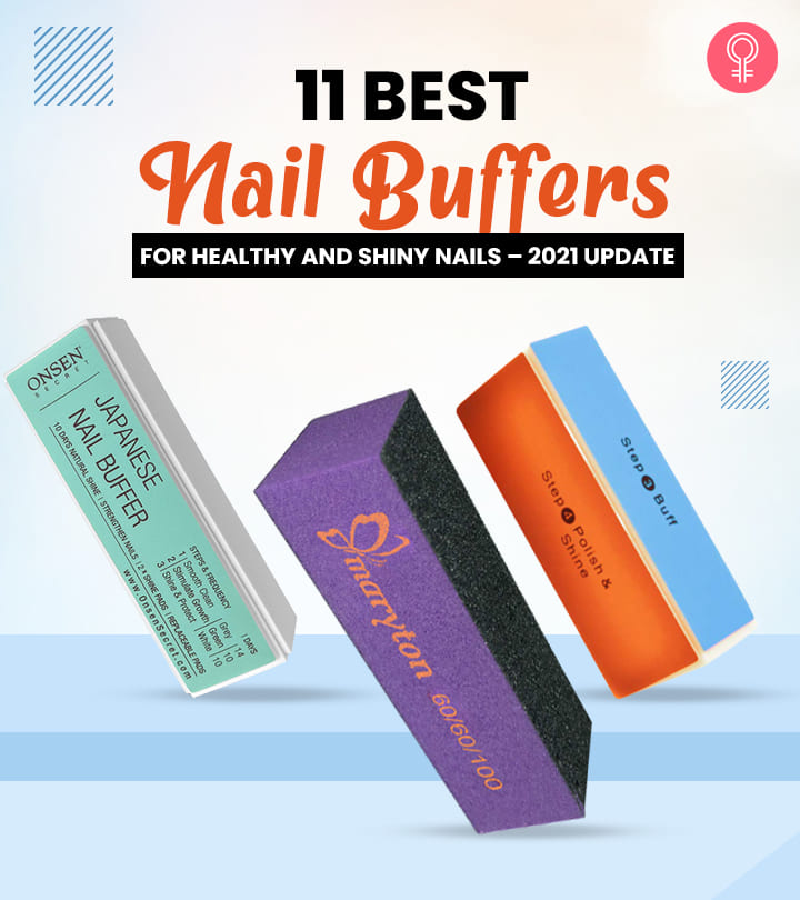 11 Best Nail Buffers For Healthy And Shiny Nails – 2021 Update