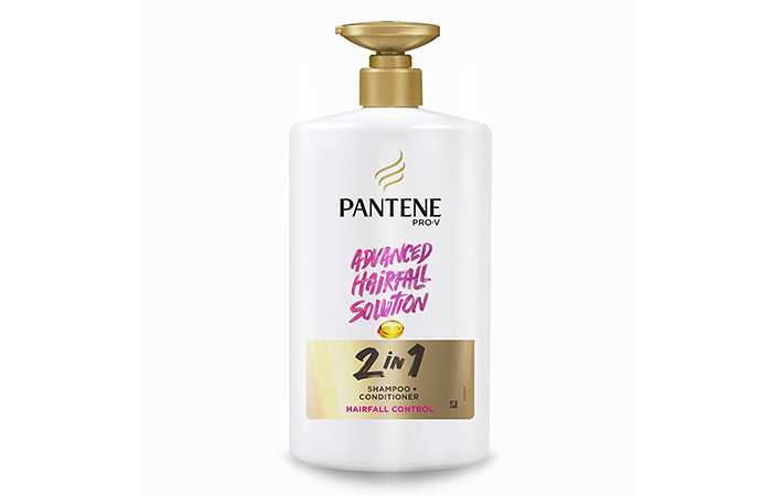 Pantene Pro-V Advanced Hair Fall Solution 2 In 1 Shampoo & Conditioner