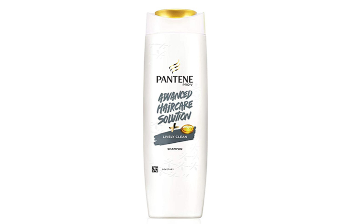 Pantene Pro-V Advanced Hair Care Solution Lively Clean Shampoo