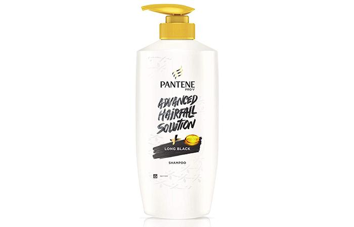 Pantene Pro-V Advanced Hair Fall Solution Long Black Shampoo