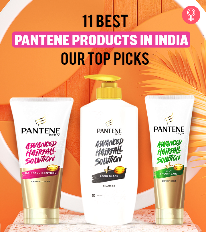 11 Best Pantene Products In India – Our Top Picks Of 2021