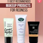 11 Best Recommended Makeup Products For Redness