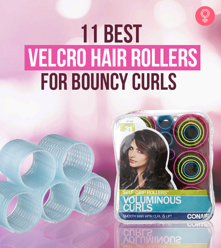 11 Best Velcro Hair Rollers For Bouncy Curls