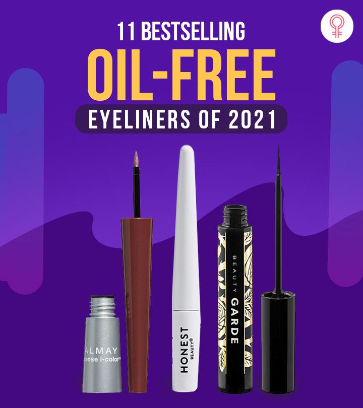 11 Bestselling Oil-Free Eyeliners Of 2021