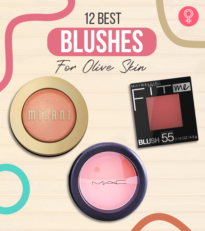 12 Best Blushes For Olive Skin In 2021