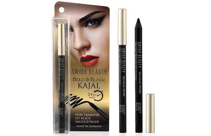 Swiss Beauty Bold & Black Kajal