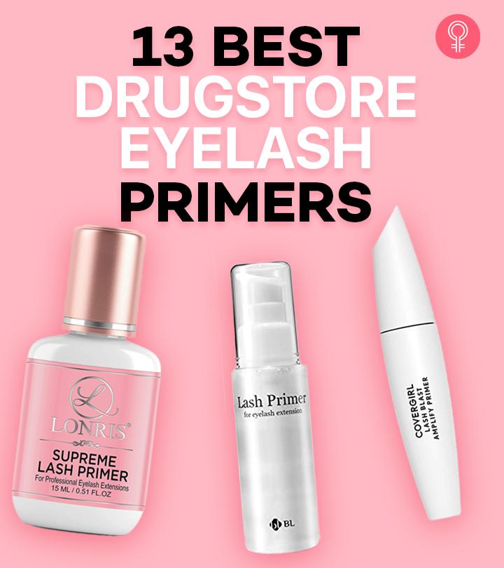 13 Best Drugstore Eyelash Primers