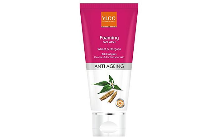 VLCC Foaming Face Wash – Wheat & Margosa