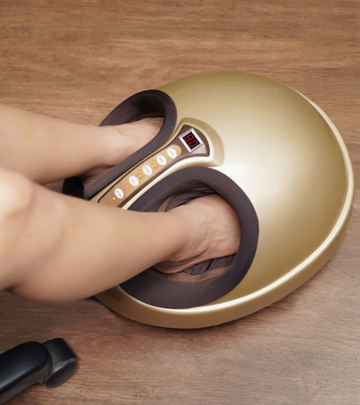 13 Best Foot Massagers To Treat Tired Feet This 2021!