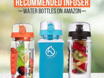 13 Bestselling Infuser Water Bottles Of 2021