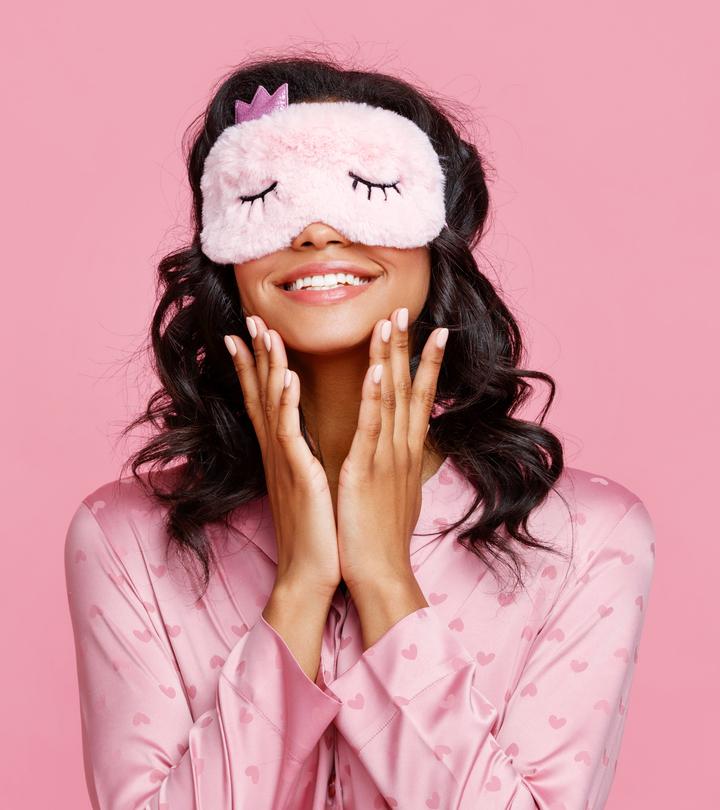 13 Best Sleep Masks For Your Most Peaceful Sleep Yet