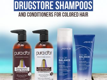 14 Best Drugstore Shampoos and Conditioners For Colored Hair