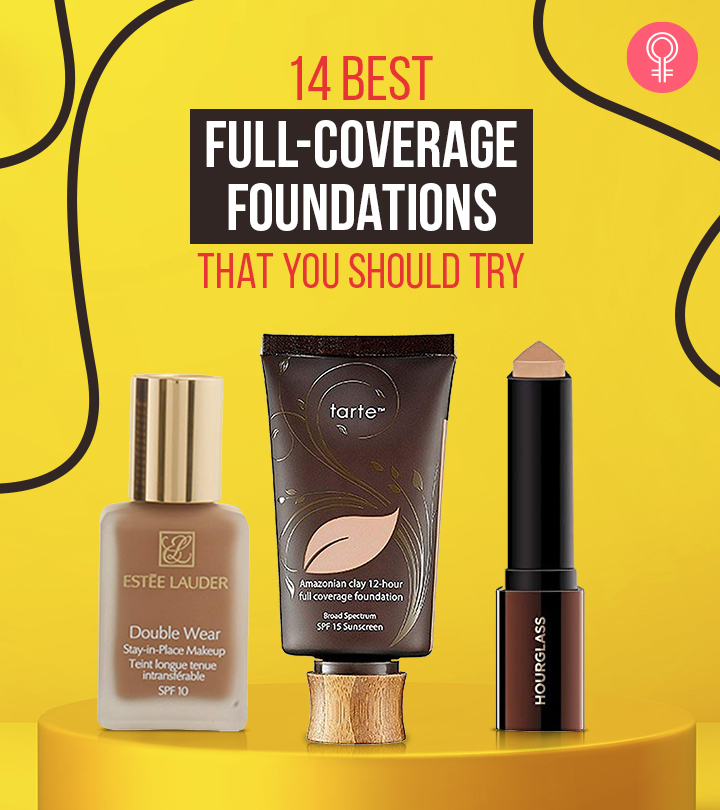14 Best Full-Coverage Foundations That You Should Try In 2021