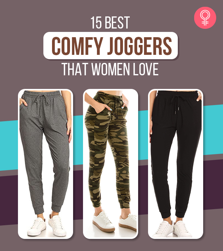 15 Best Comfy Joggers That Women Love