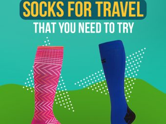 15 Best Compression Socks For Travel That You Need To Try