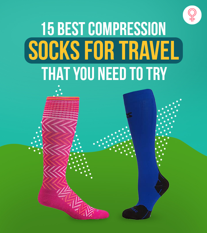 15 Best Compression Socks For Travel That You Need To Try In 2021