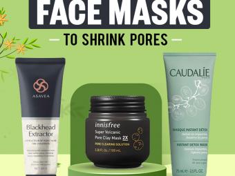15 Best Face Masks To Shrink Pores
