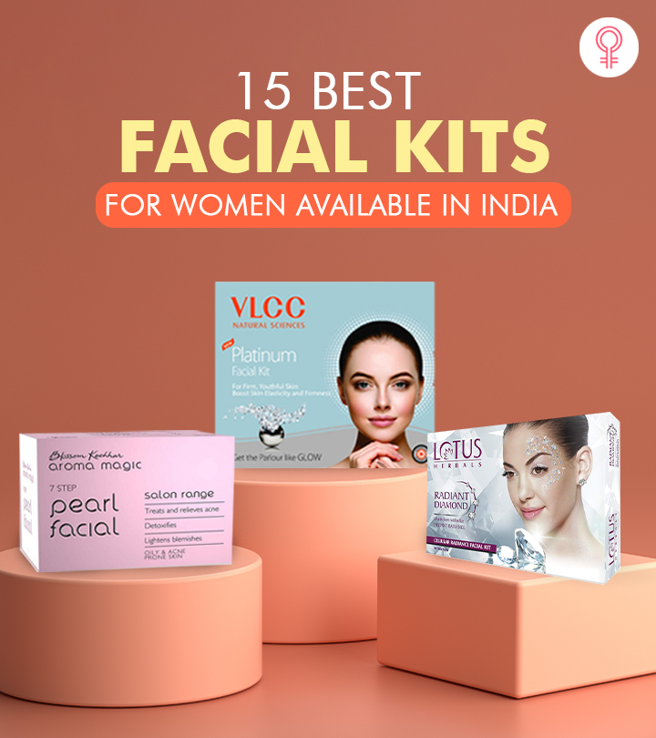 15 Best Facial Kits For Women Available In India