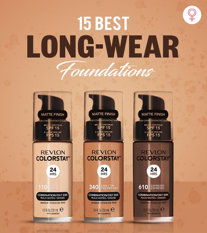 15 Best Long-Wear Foundations Of 2021