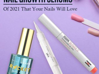 15 Best Nail Growth Serums Of 2021 That Your Nails Will Love