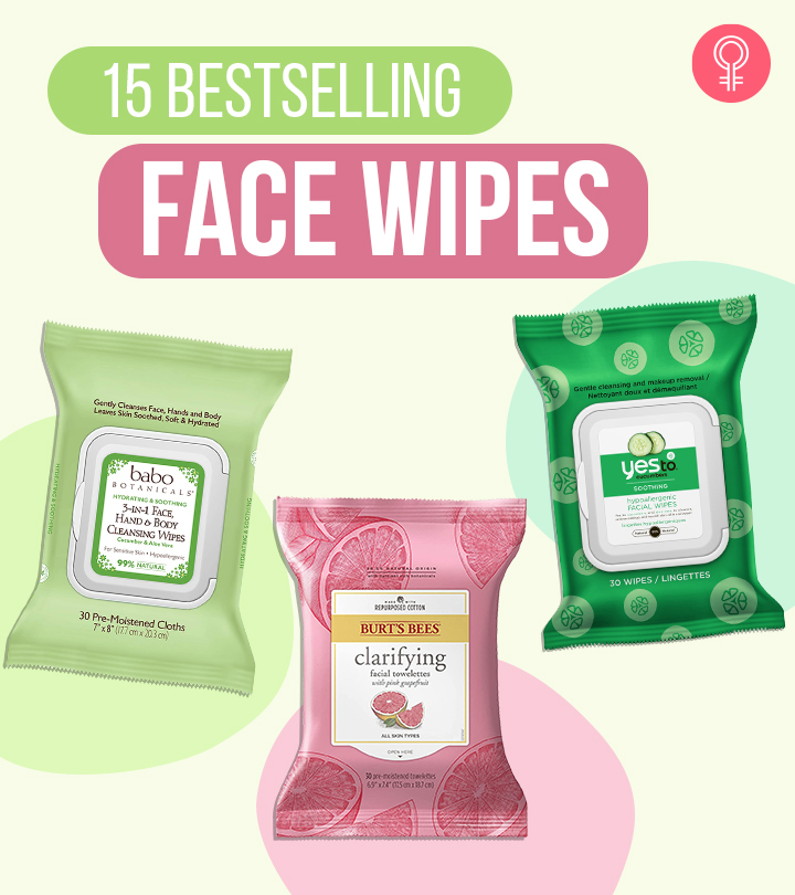 15 Bestselling Face Wipes Of 2021