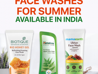 16 Best Face Washes For Summer Available In India