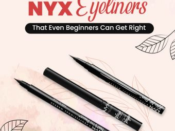 16 Best NYX Eyeliners That Even Beginners Can Get Right