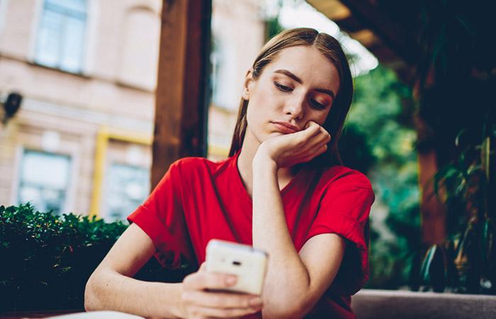 Avoid Posting Sad Updates On Social Media