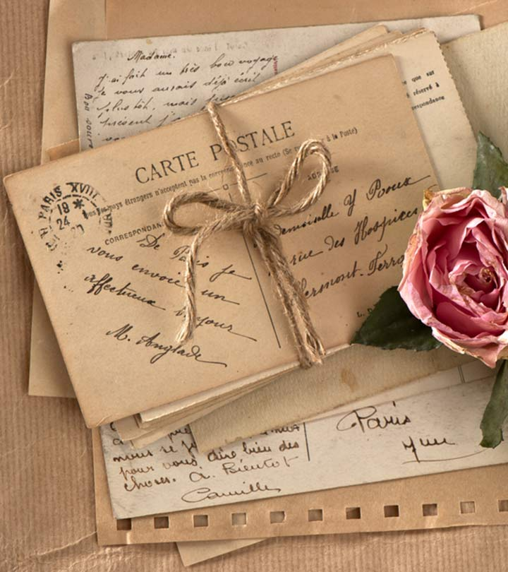 21 Love Letter Samples For Your Wife