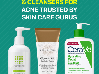 25 Best Face Washes And Cleansers For Acne Trusted By Skin Care Gurus