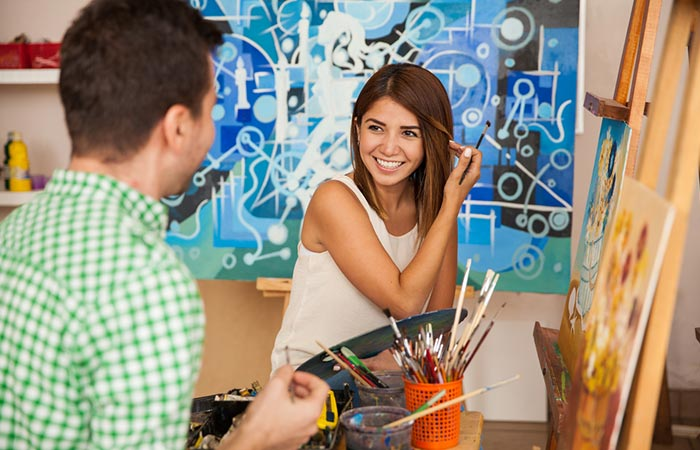 Attend An Art Workshop