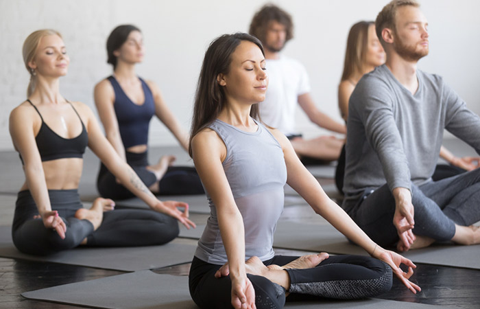 Take Meditation Class
