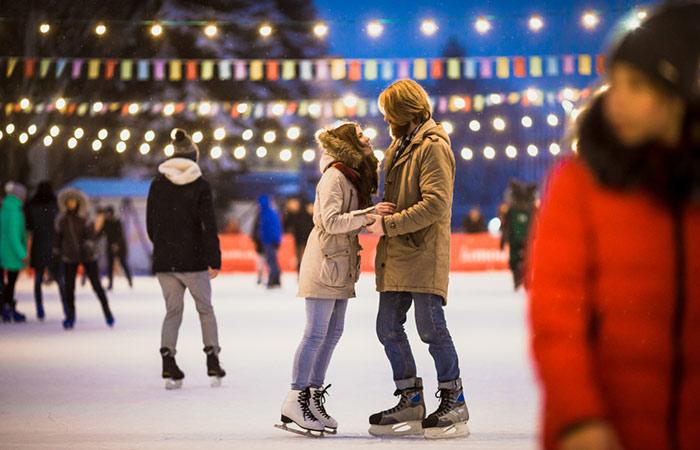 Go Ice Skating