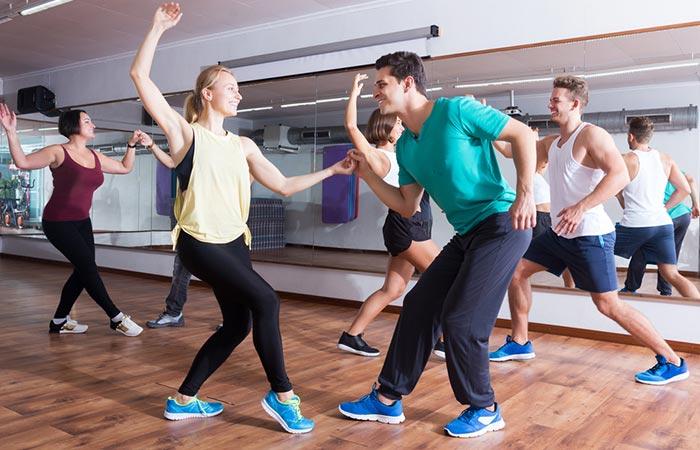Attend A Dance Workshop