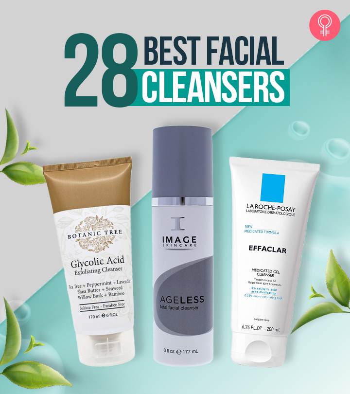 28 Best Facial Cleansers Of 2021
