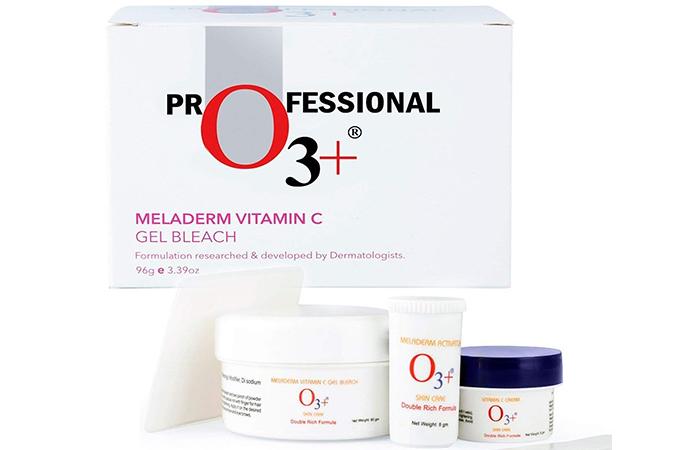 O3+ Professional Meladerm Vitamin C Gel Bleach