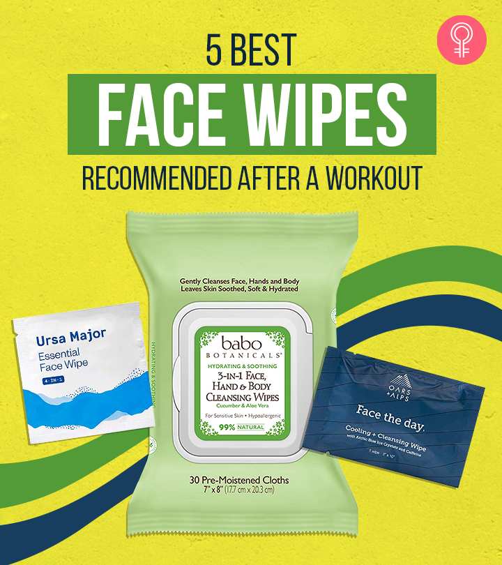 5 Best Face Wipes To Use After A Workout – 2021