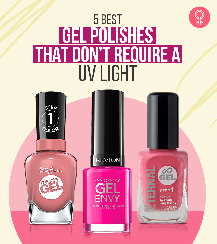5 Best Gel Polishes That Don't Require A UV Light – 2021 Update