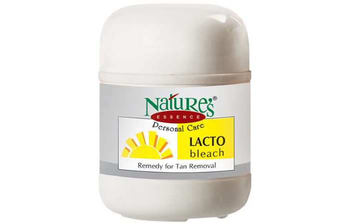 Nature's Essence Personal Care Lacto Bleach