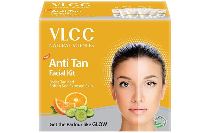VLCC Natural Sciences Anti Tan Single Facial Kit