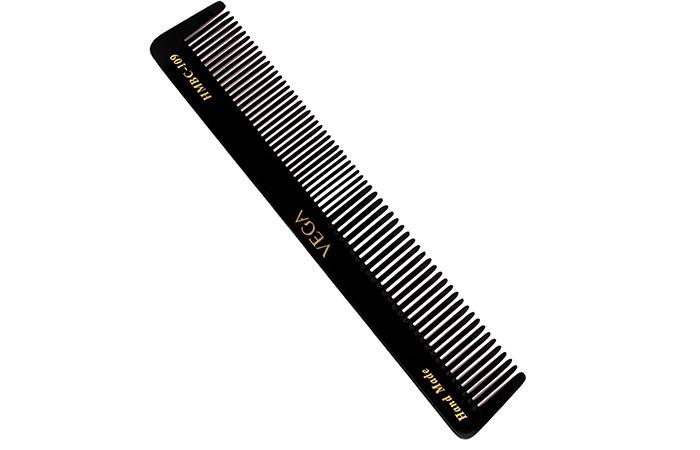Vega Half Coarse and Half Fine General Grooming Comb HMBC-109