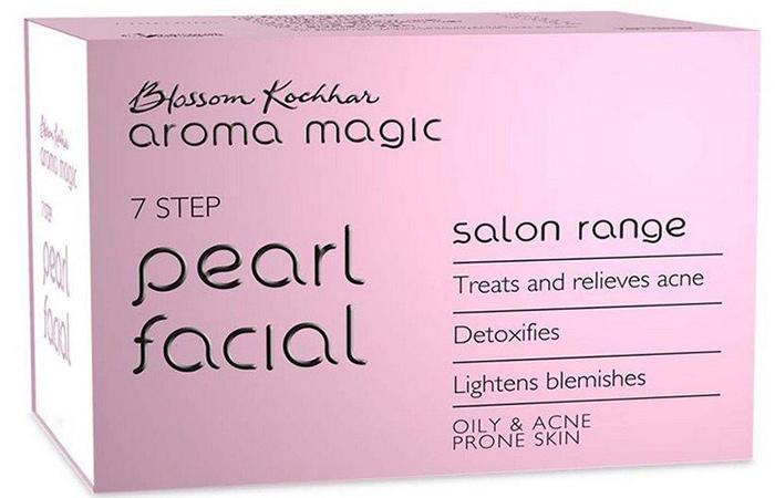 Aroma Magic 7 Step Pearl Facial kit