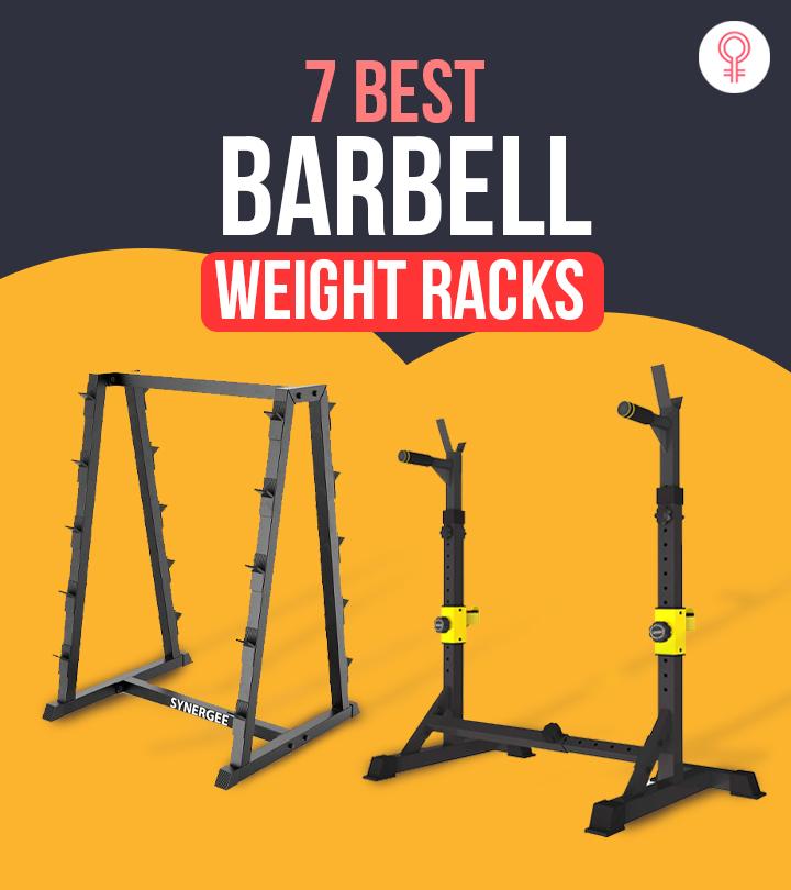 7 Best Barbell Weight Racks Of 2021