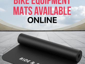 7 Best Bike Equipment Mats Available Online