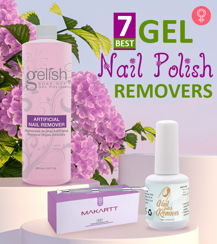 7 Best Gel Nail Polish Removers