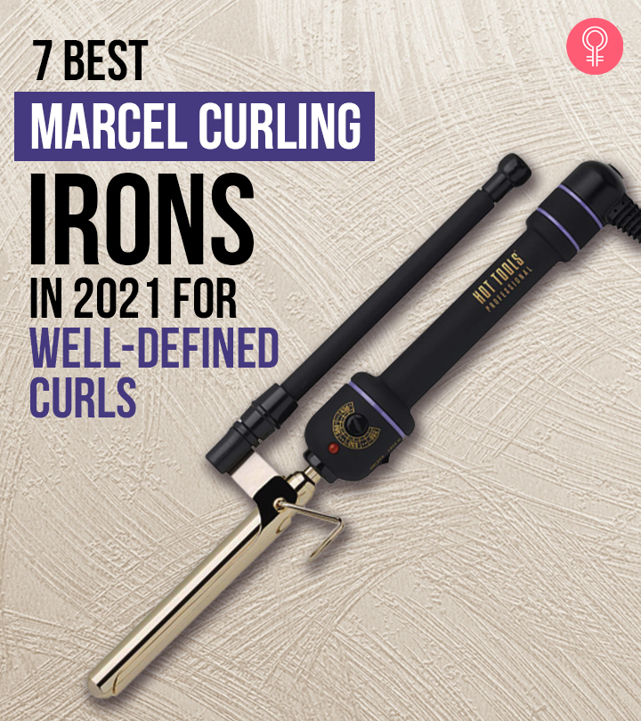 7 Best Marcel Curling Irons In 2021 For Well-Defined Curls