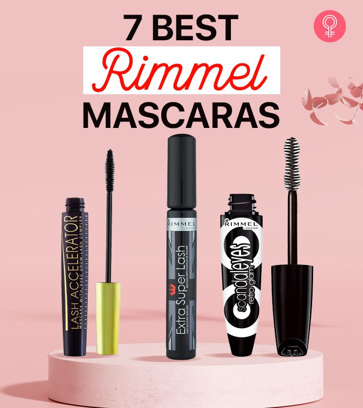 7 Best Rimmel Mascaras Of 2021