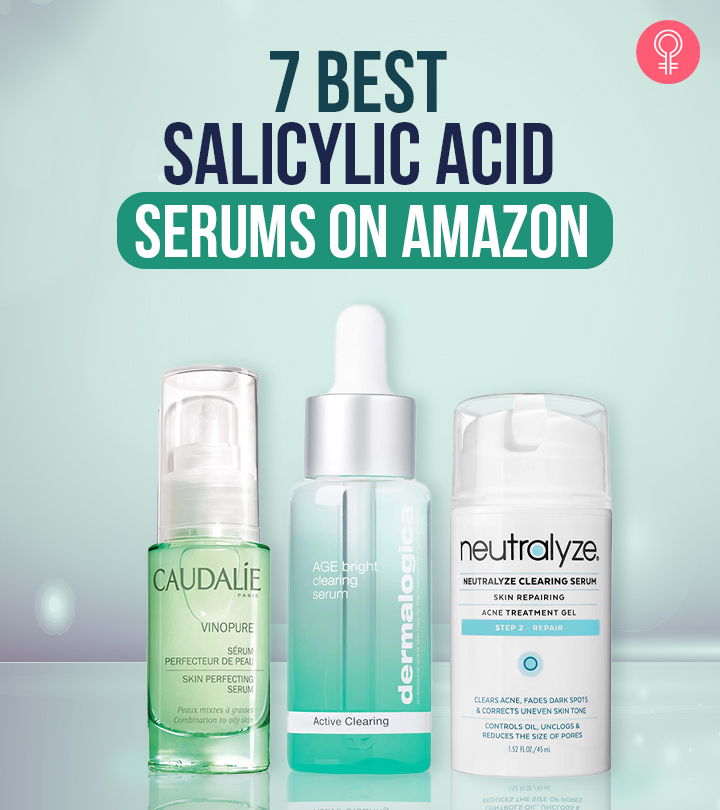7 Best Salicylic Acid Serums With Different Concentrations