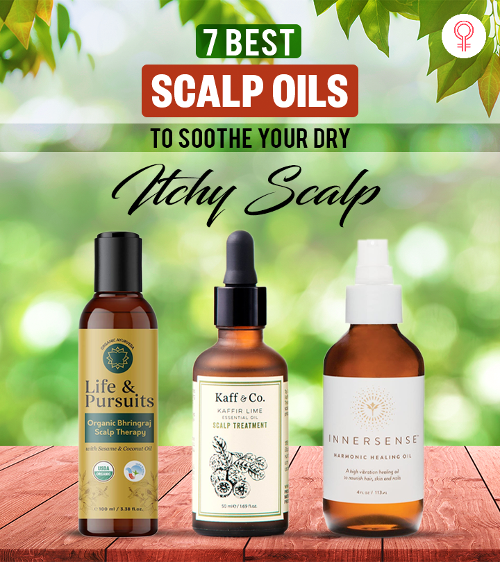 7 Best Scalp Oils To Soothe Your Dry, Itchy Scalp