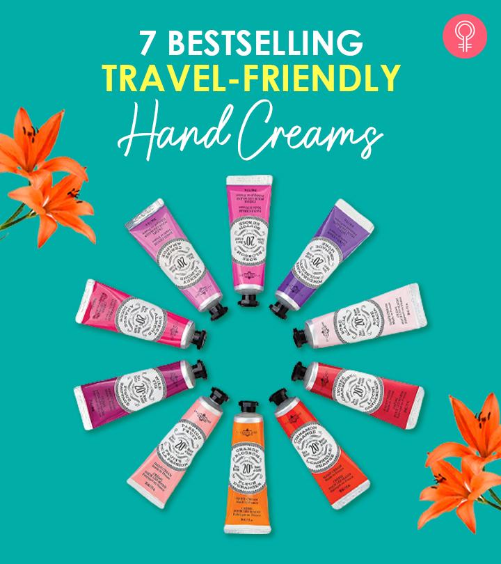 7 Bestselling Travel-Friendly Hand Creams Of 2021